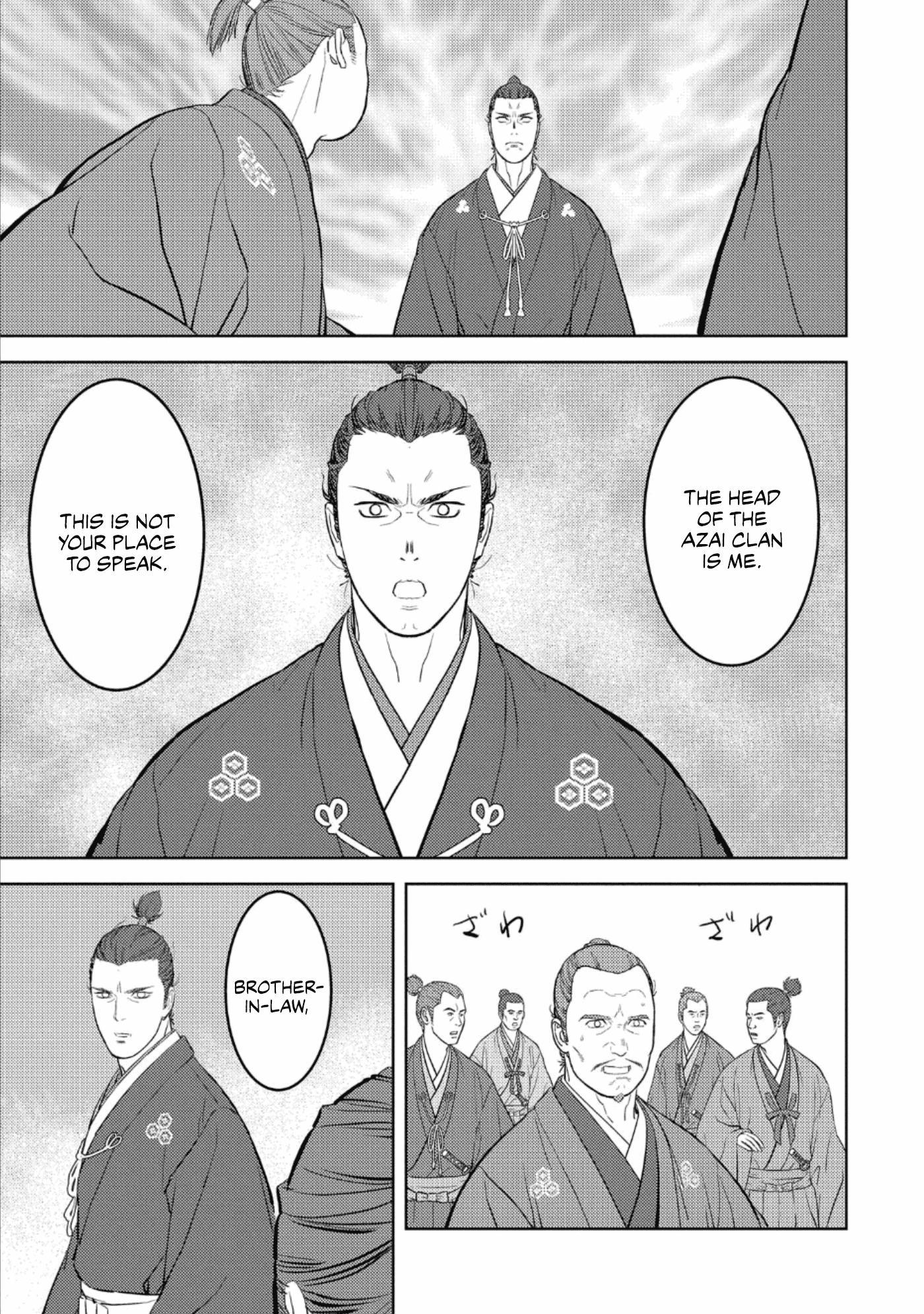 Sengoku Komachi Kurou Tan! Chapter 42 page 28 - Mangakakalots.com