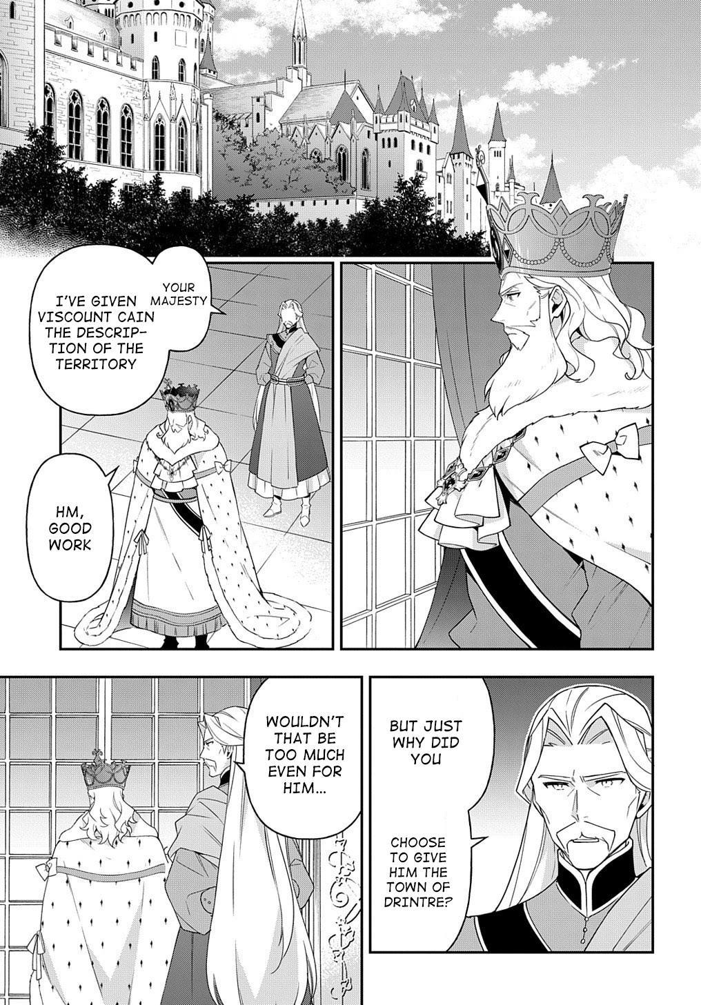Tensei Kizoku No Isekai Boukenroku ~Jichou Wo Shiranai Kamigami No Shito~ Chapter 33 page 1 - Mangakakalots.com