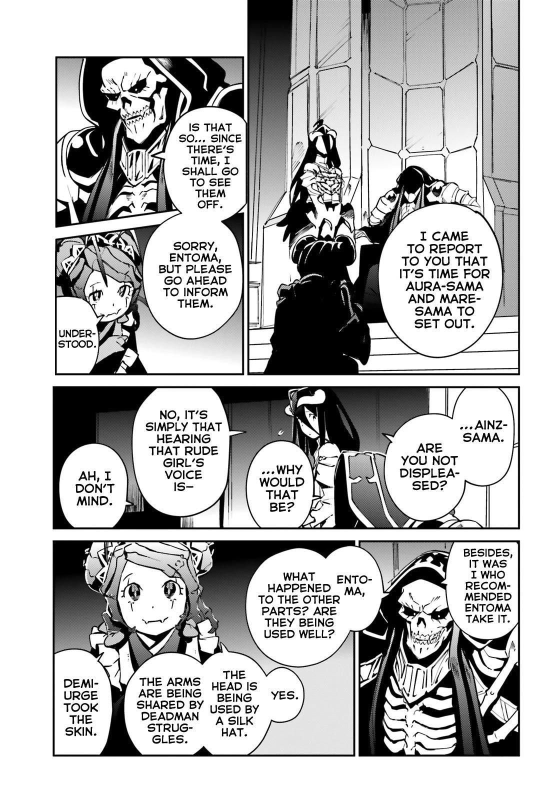 Overlord Chapter 66 page 27 - Mangakakalots.com
