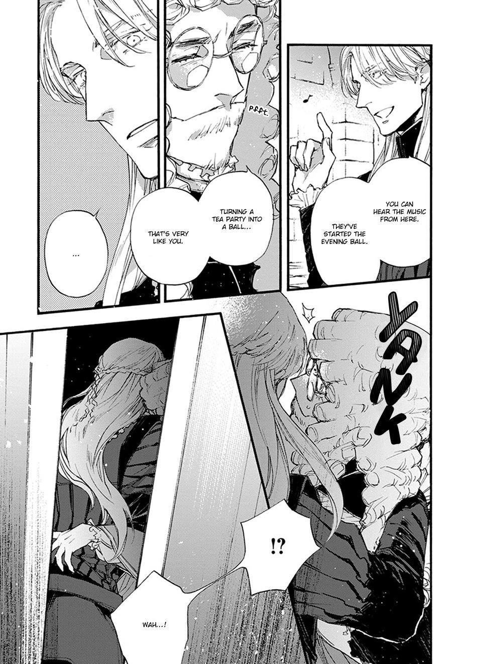 Barbarities Chapter 23 page 12 - Mangakakalots.com