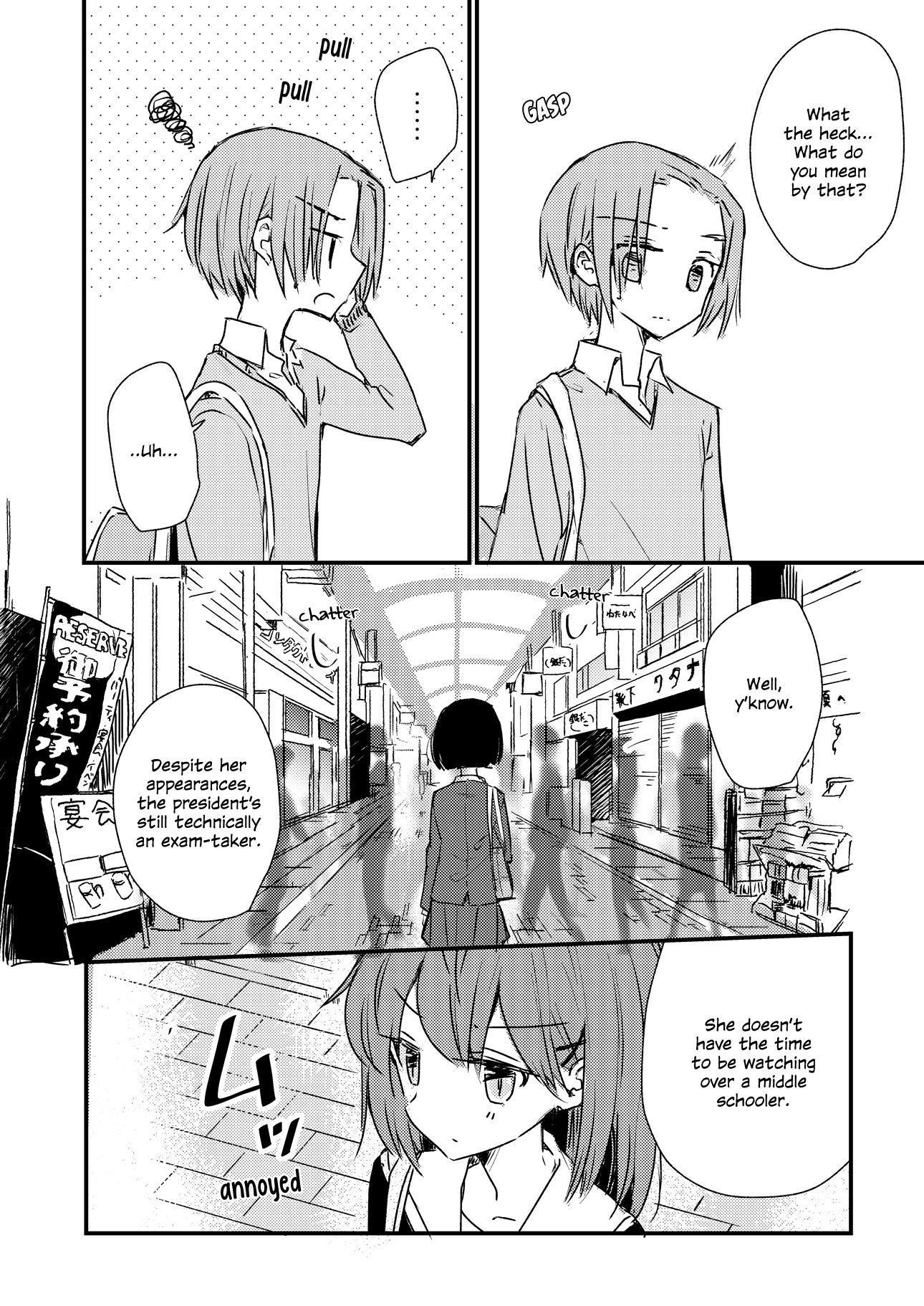 1 X ½ Chapter 13.3 page 3 - Mangakakalots.com