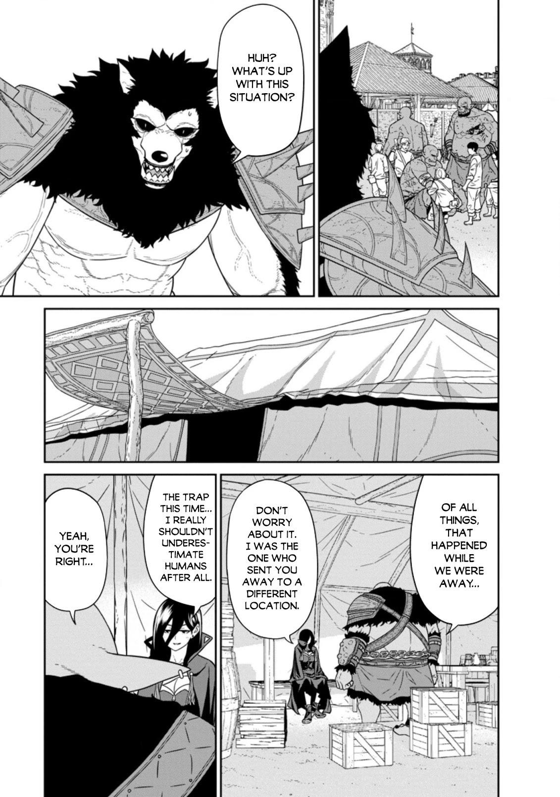 Maou Gun Saikyou No Majutsushi Wa Ningen Datta Chapter 19.1 page 6 - Mangakakalots.com