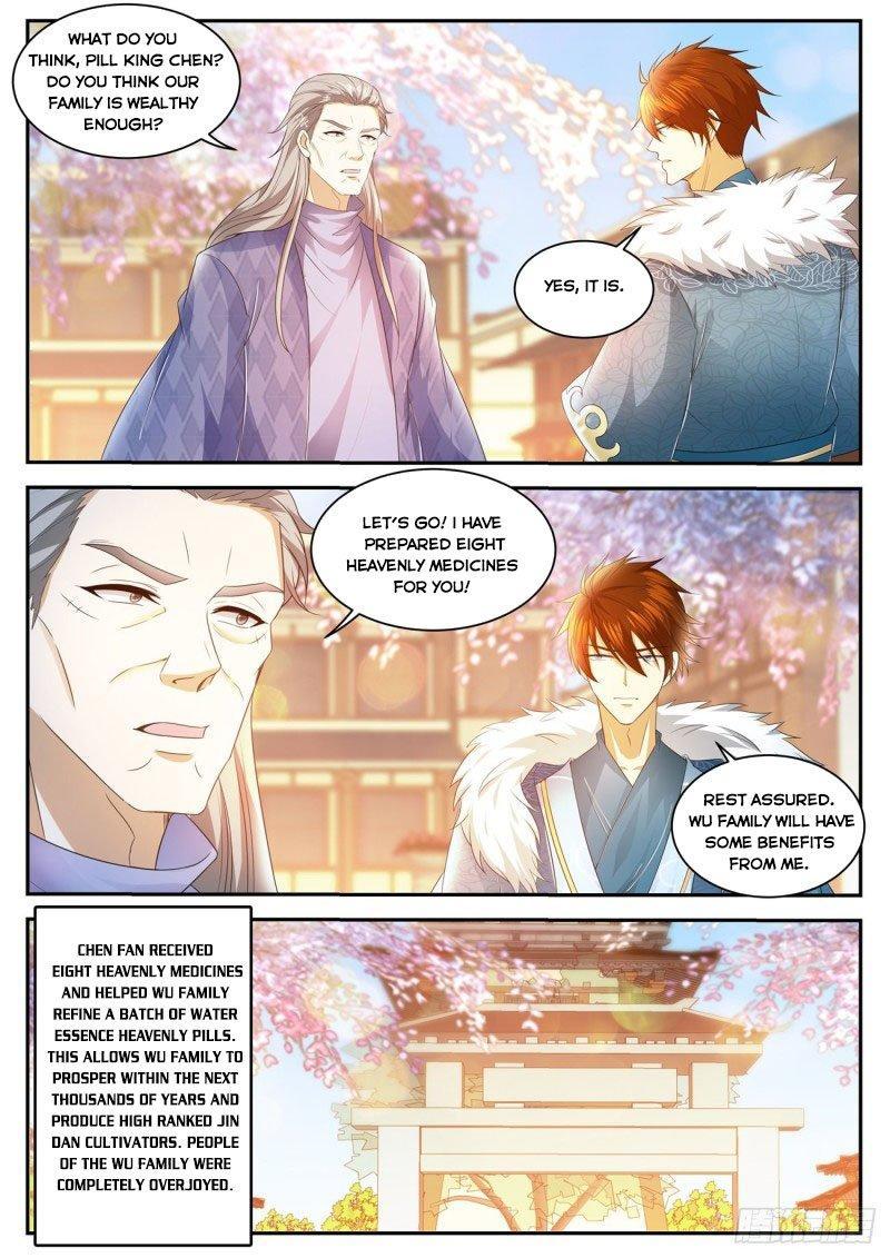 Rebirth Of The Urban Immortal Cultivator Chapter 478 page 7 - Mangakakalots.com