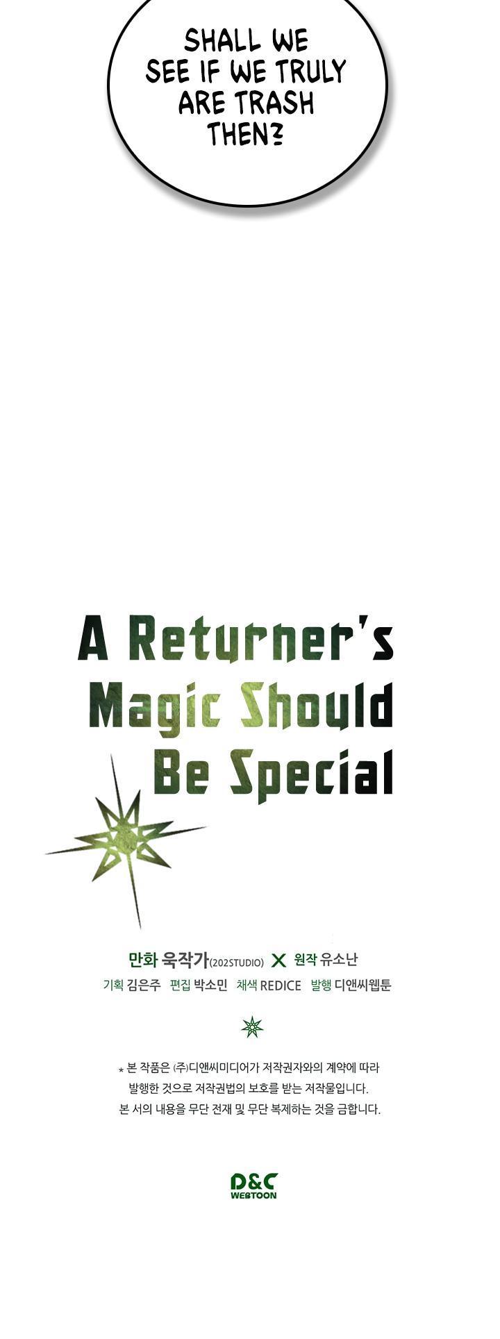 A Returner's Magic Should Be Special Chapter 26 page 27 - Mangakakalots.com