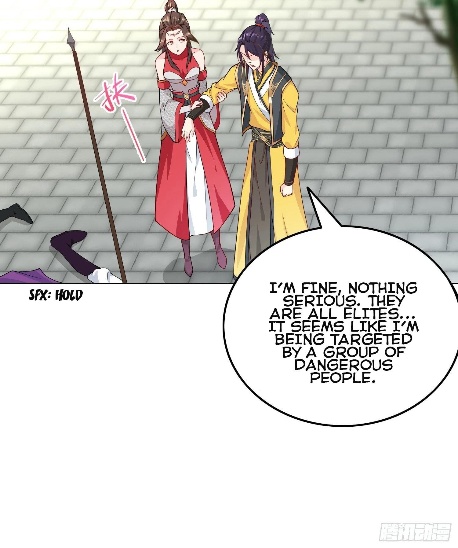 Forced To Become The Villainous Son-In-Law Chapter 37 page 20 - Mangakakalots.com