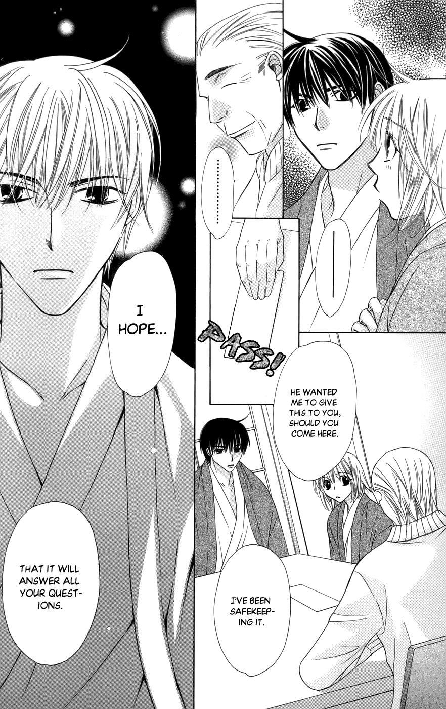 Platinum Garden Chapter 60 page 18 - Mangakakalots.com