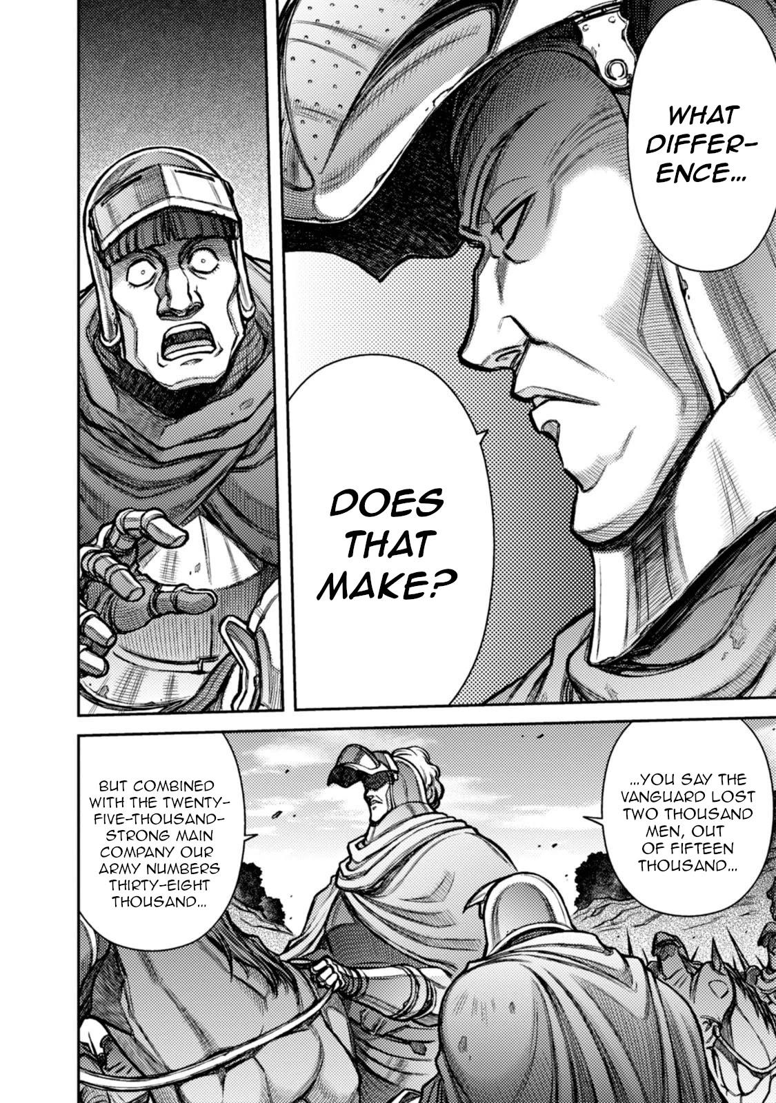 Hawkwood Chapter 45: All-Out Attack page 12 - Mangakakalots.com