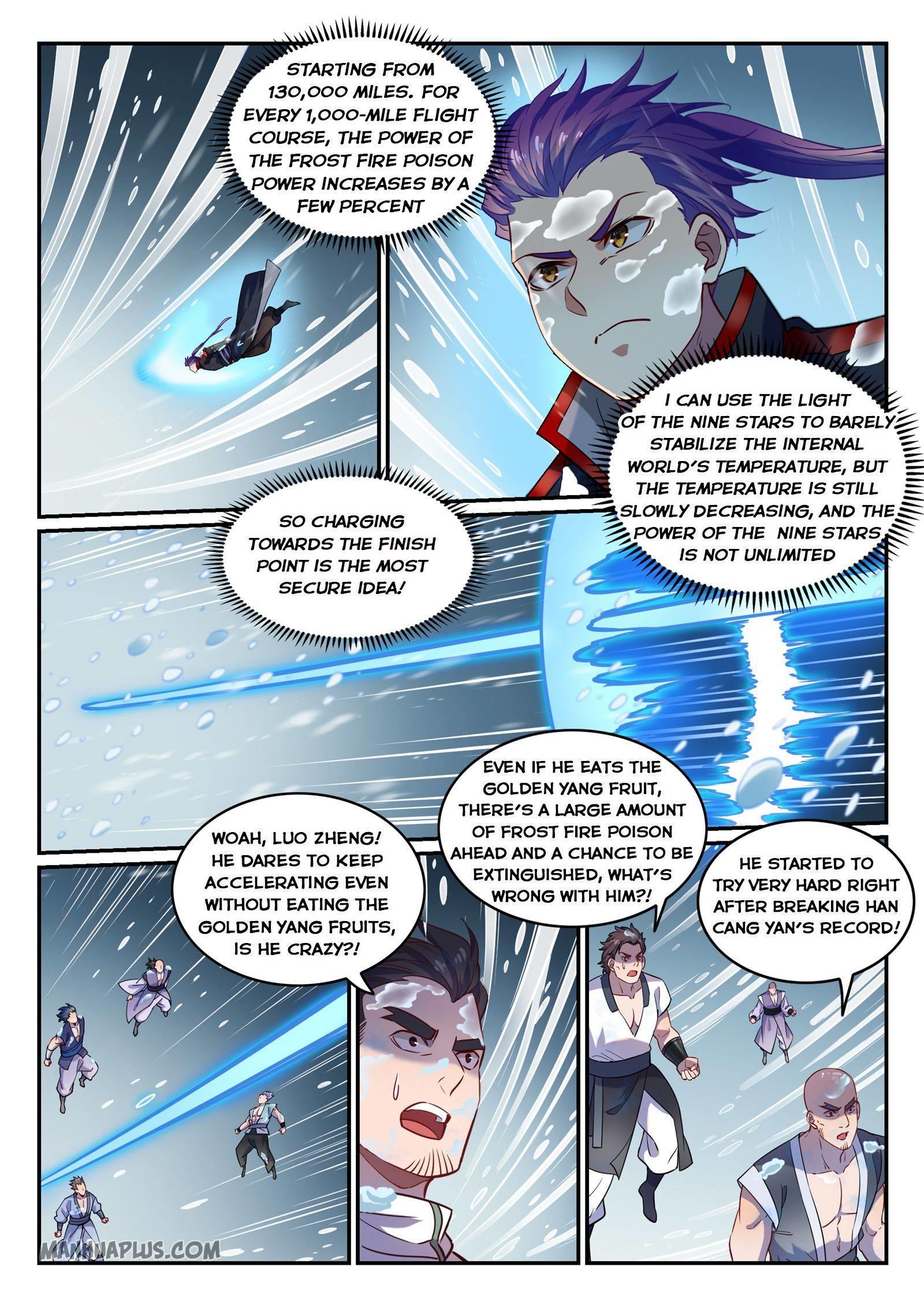 Apotheosis Chapter 755 page 4 - Mangakakalots.com