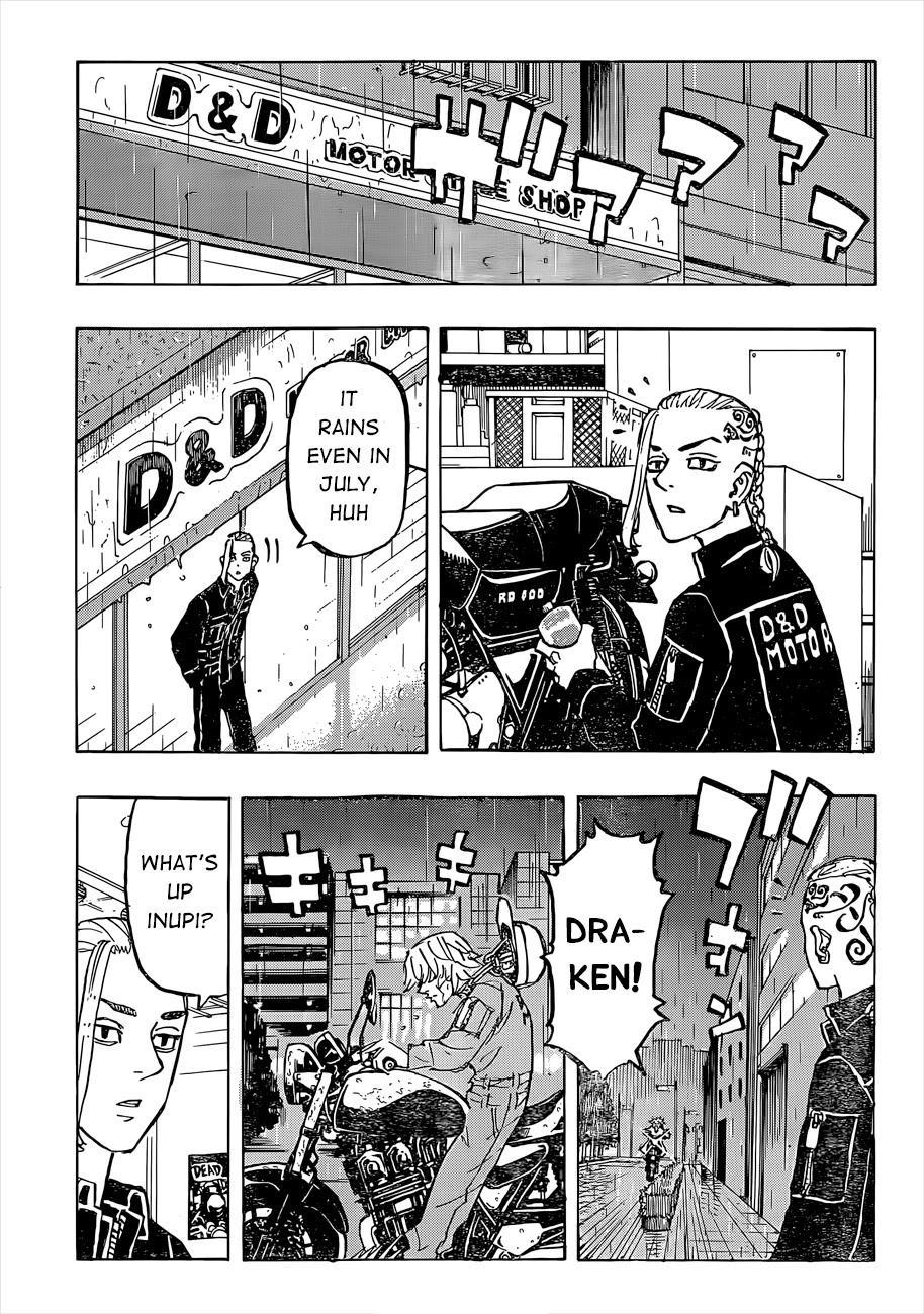 Tokyo Manji Revengers Chapter 219: A Sense Of Foreboding page 17 - Mangakakalot
