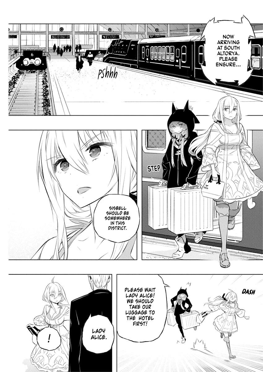 Our War That Ends The World, Or Perhaps The Crusade That Starts It Anew Chapter 35: Countdown To Sisterly War page 10 - Mangakakalots.com