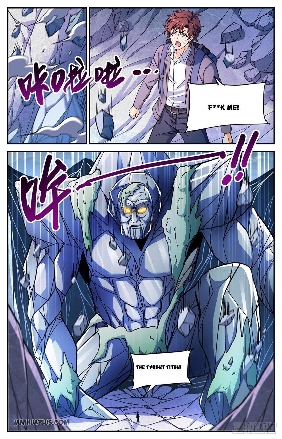 Versatile Mage Chapter 674 page 6 - Mangakakalots.com