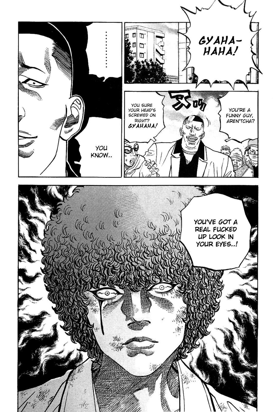 Gang King Vol.10 Chapter 73: Gentle page 6 - Mangakakalots.com