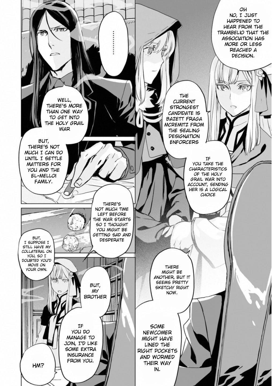 Lord El-Melloi Ii-Sei No Jikenbo Chapter 15 page 44 - Mangakakalots.com