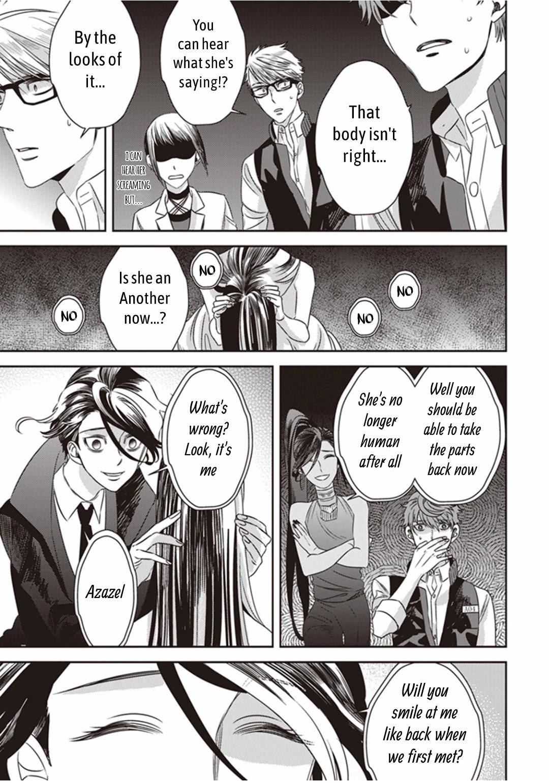 Midnight Occult Civil Servants Chapter 11.2: Demon And Sense Of Loss (Part 4) page 6 - Mangakakalots.com