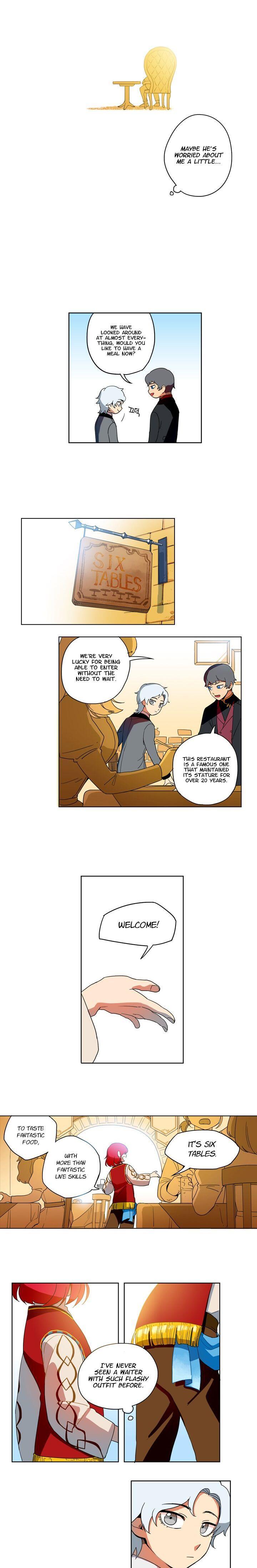 Pendant Of The Elemental Chapter 2 page 6 - Mangakakalots.com