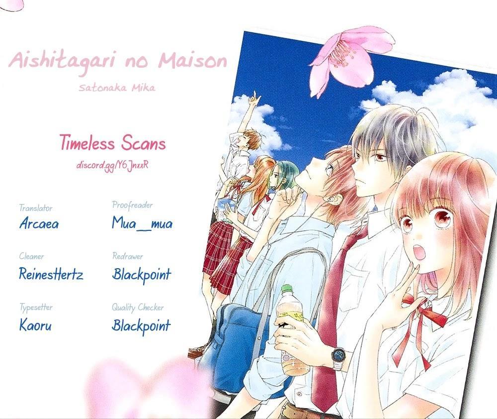 Aishitagari No Maison Chapter 22 page 1 - Mangakakalots.com