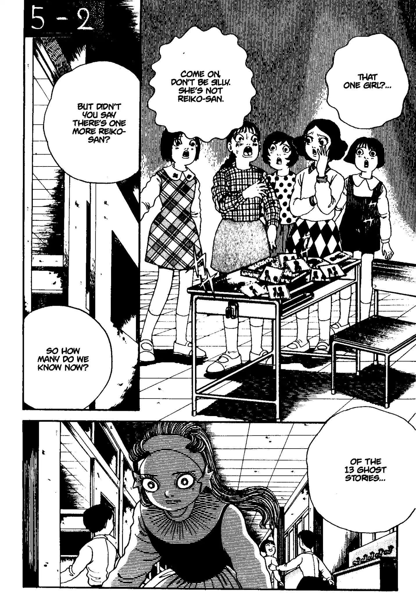 School Zone Vol.1 Chapter 5: Another Reiko-San page 20 - Mangakakalots.com