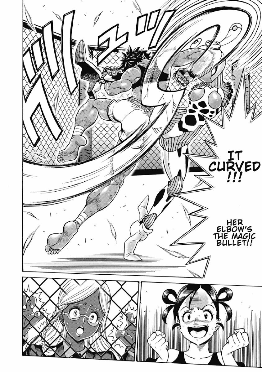 Hagure Idol Jigokuhen Vol.11 Chapter 74: Awaken The Power page 12 - Mangakakalots.com