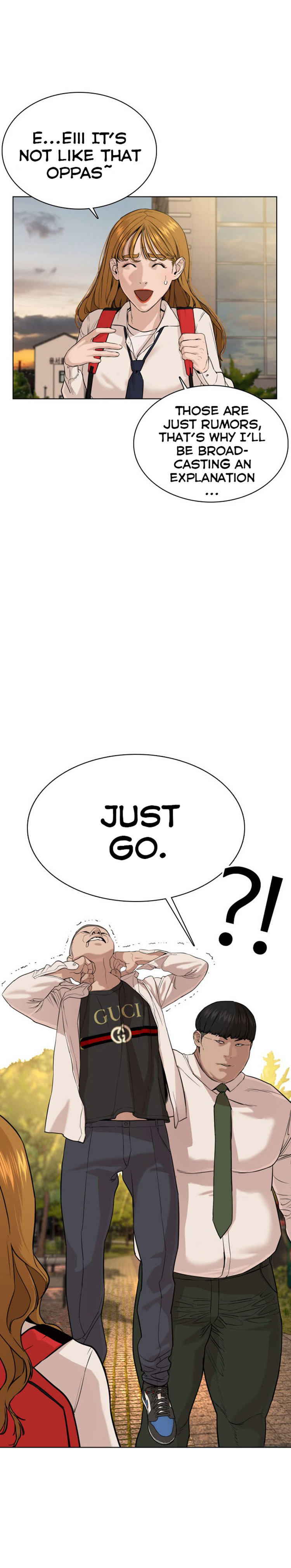 How To Fight Chapter 38: I'Ve Been Touched With Filthy Hands! page 32 - Mangakakalots.com