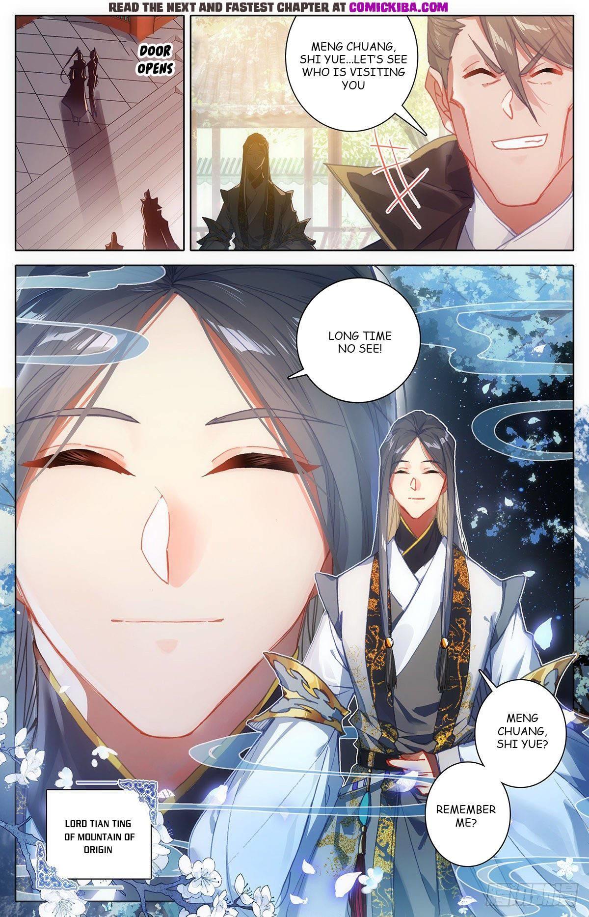 Azure Legacy Chapter 100 page 15 - Mangakakalots.com