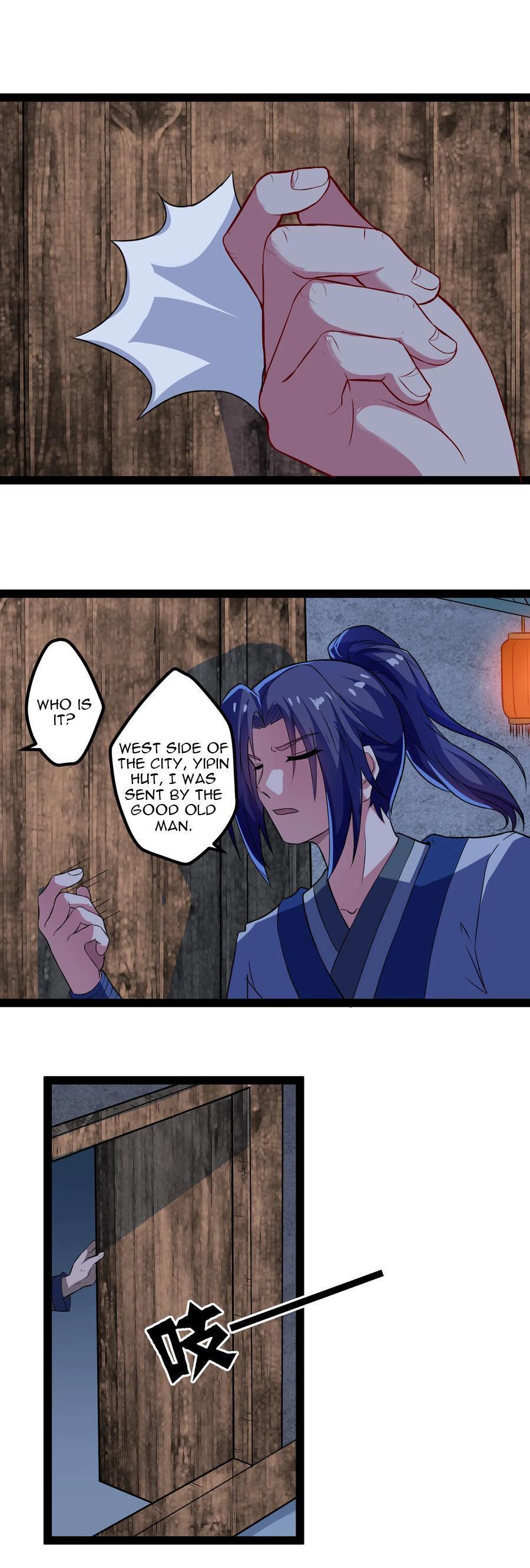 Ta Sui Xian He Chapter 21 page 11 - Mangakakalots.com