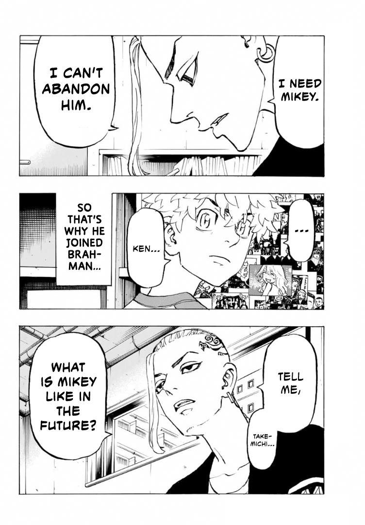 Tokyo Manji Revengers Chapter 217: Have Never Seen Anything Like It page 12 - Mangakakalots.com