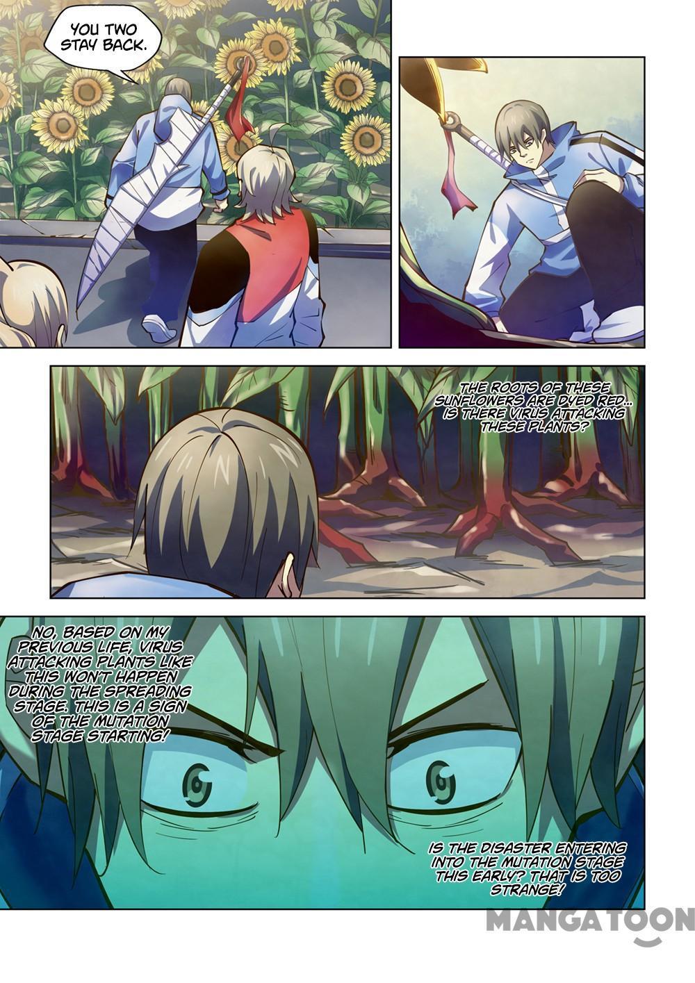 Moshi Fanren Chapter 247 page 11 - Mangakakalots.com