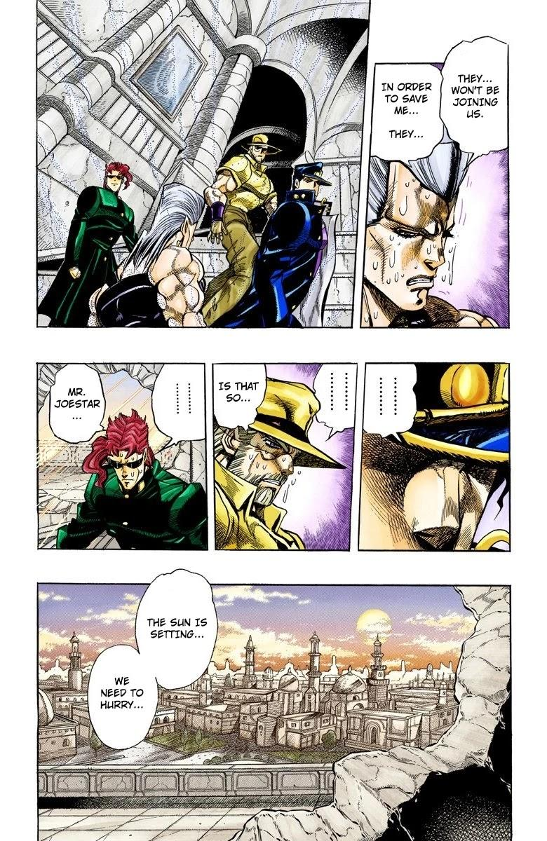 Oingo Boingo Brothers Adventure Chapter 136: Dio's World Part 3 page 4 - Mangakakalots.com