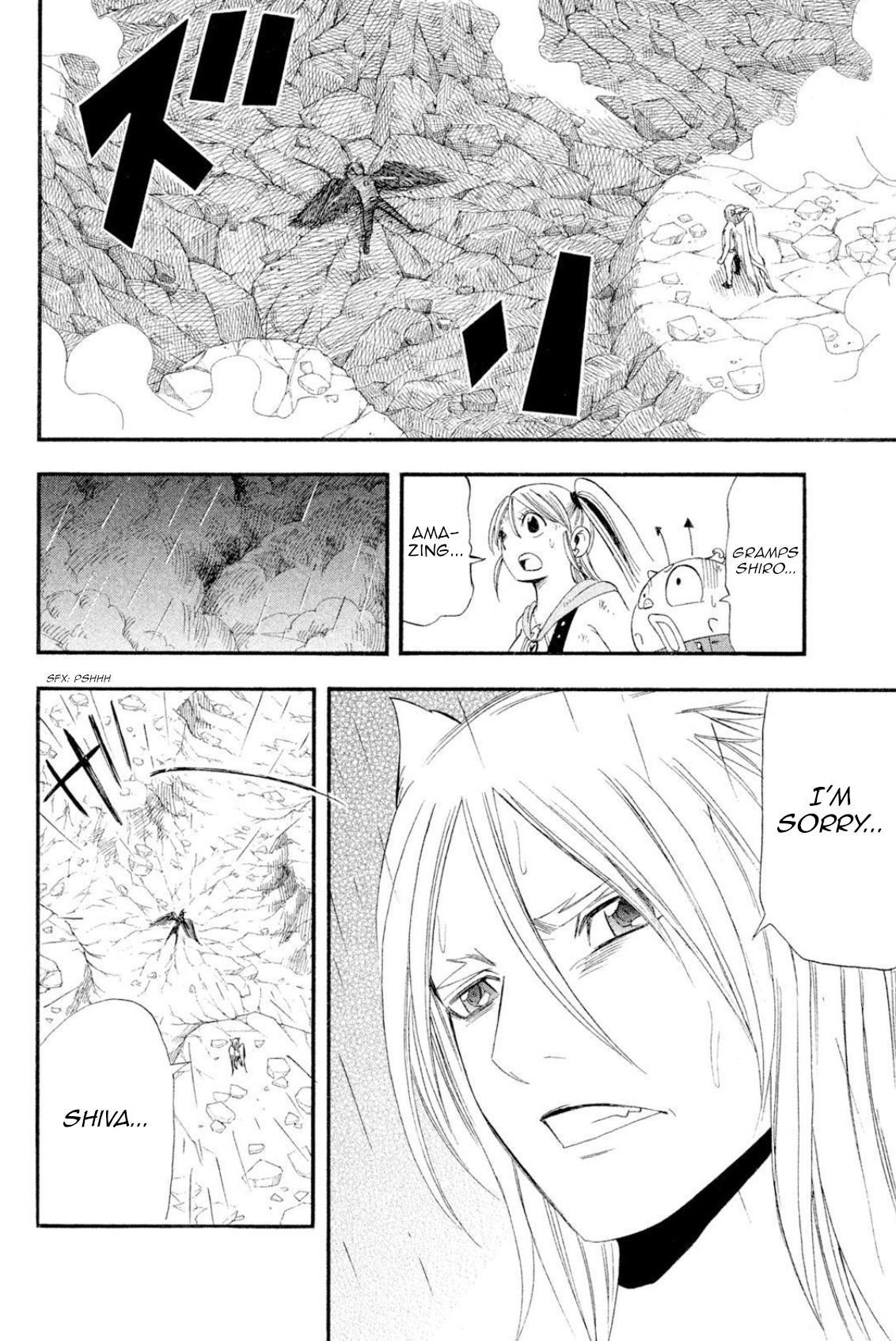 Buster Keel! Chapter 44: Shadowy Soloist (Part 2) page 30 - Mangakakalots.com