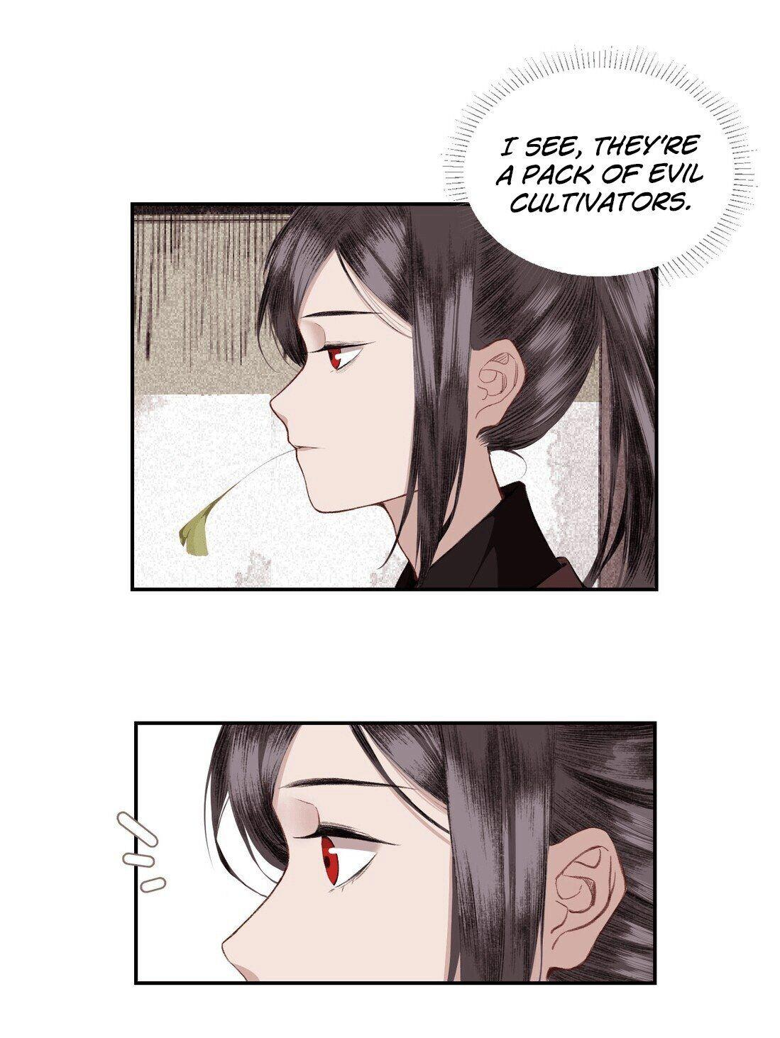 I Accidentally Saved The Jianghu'S Enemy Chapter 3 page 14 - Mangakakalots.com