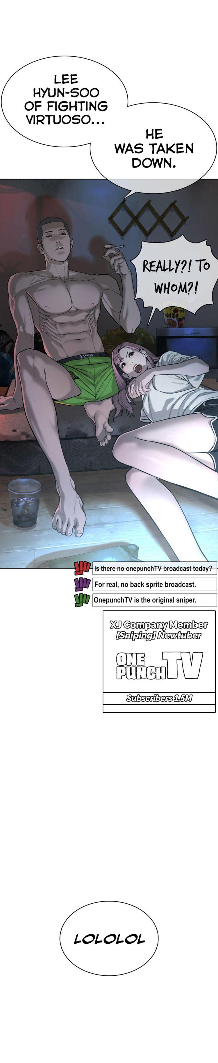 How To Fight Chapter 34: I'll Kick Everyone Out! page 53 - Mangakakalots.com