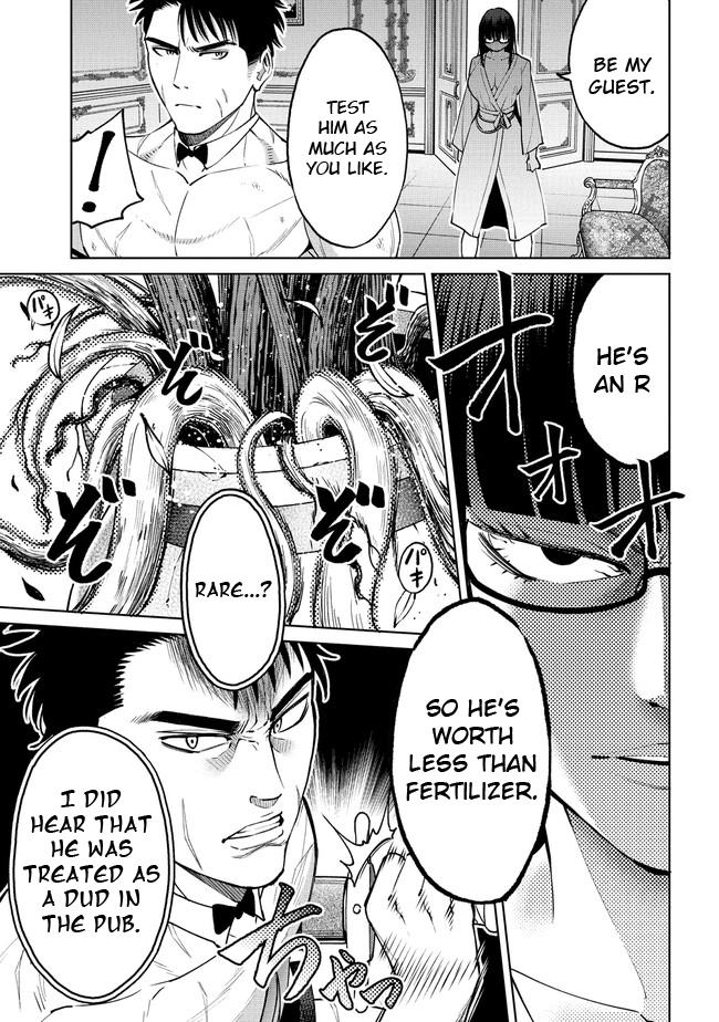 """The Only """"r"""" In The World Vol.3 Chapter 18.2: Kelg's Mansion (Part Two) page 11 - Mangakakalots.com"""