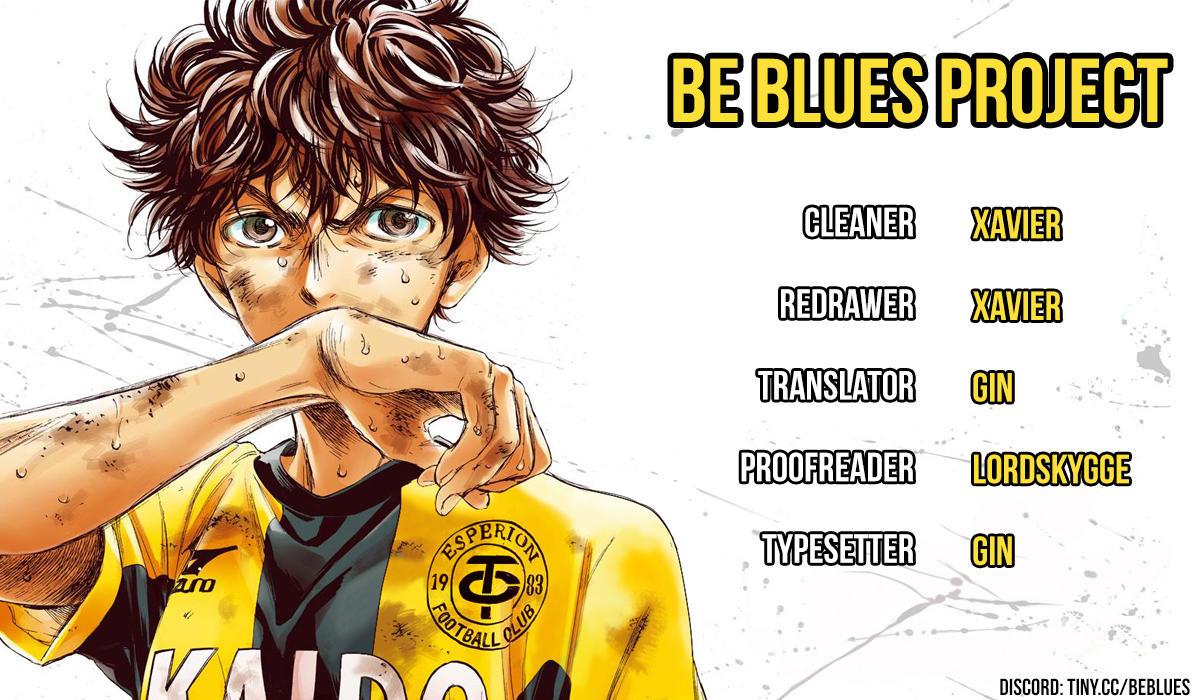 Ao Ashi Vol.7 Chapter 68: Not Where I'm Supposed To Be page 19 - Mangakakalots.com