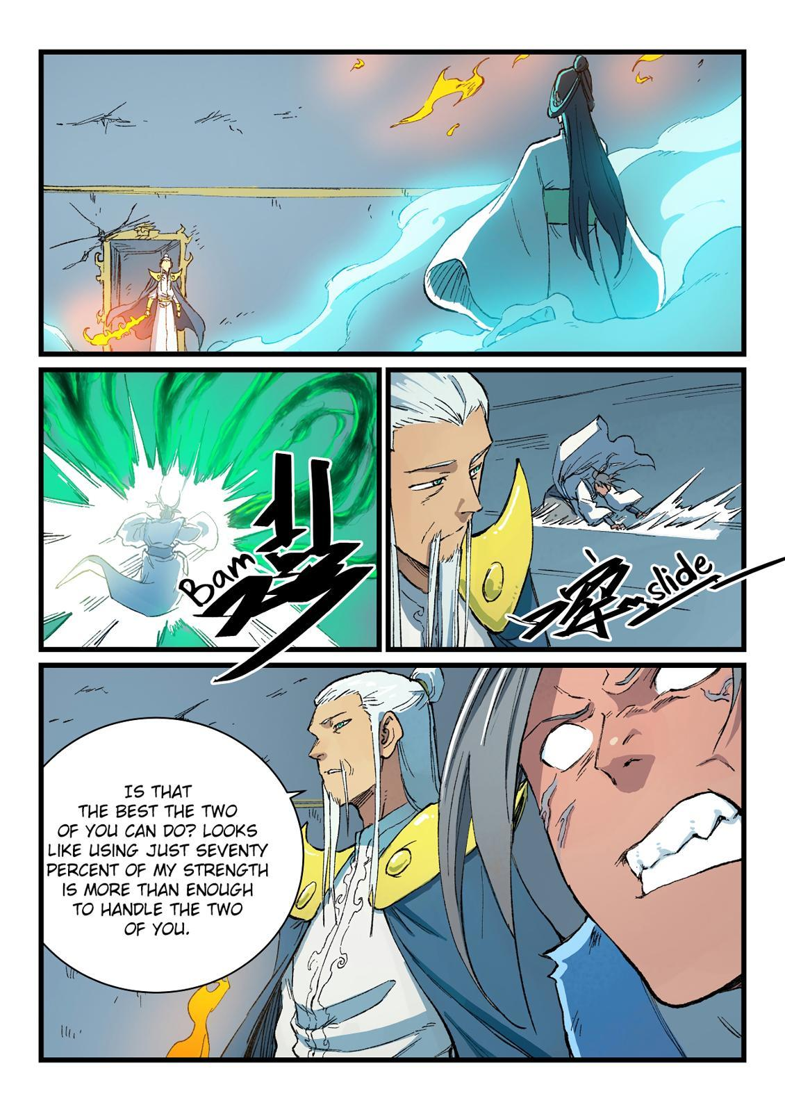 Star Martial God Technique Chapter 405 page 2 - Mangakakalots.com