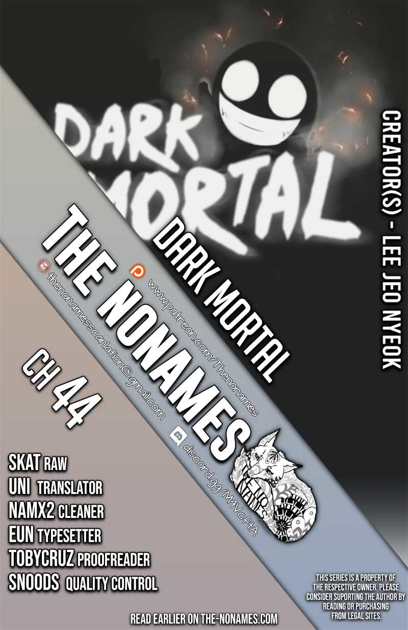 Dark Mortal Vol.1 Chapter 44: Empty Spot page 1 - Mangakakalots.com