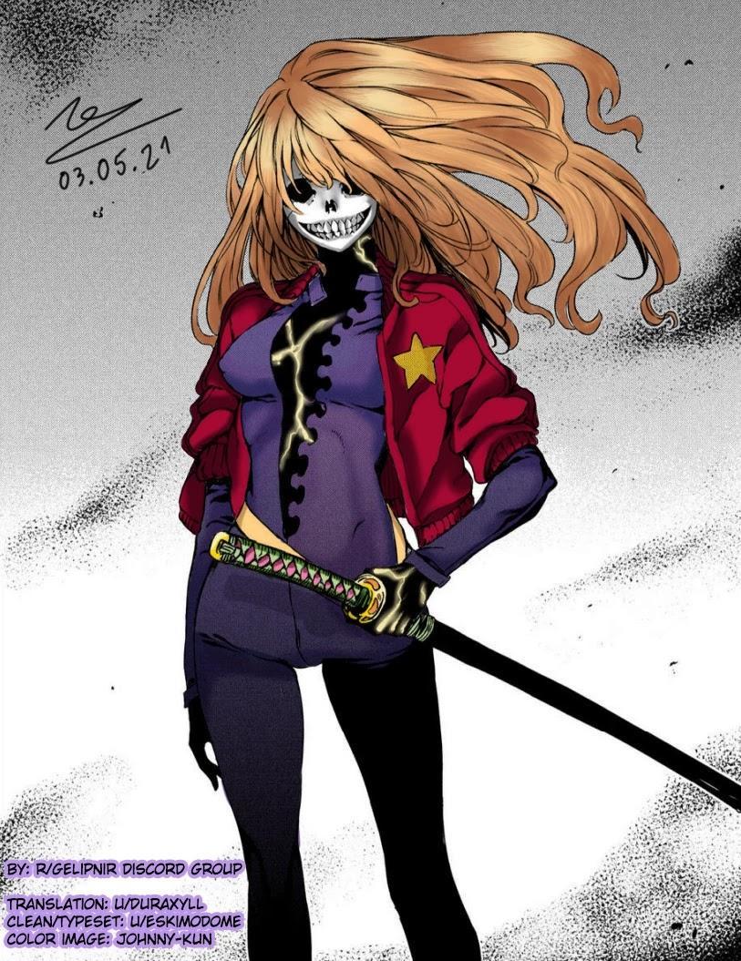 Gleipnir Chapter 66 page 1 - Mangakakalots.com