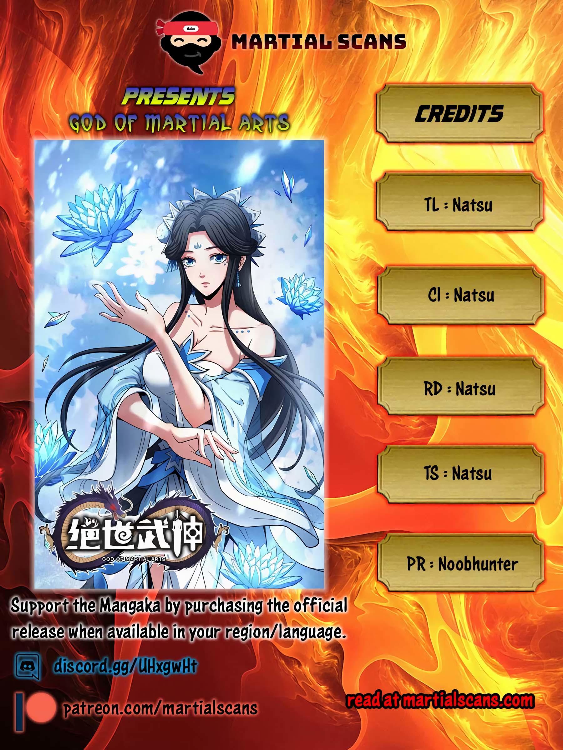 God Of Martial Arts Chapter 127.3: Mister Chi page 1 - Mangakakalots.com