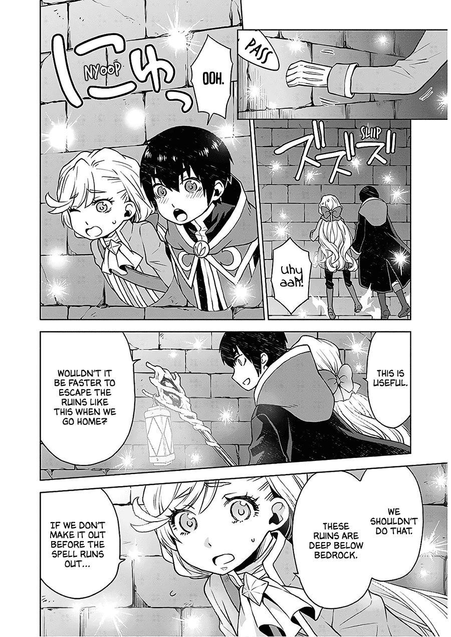 Deathbound Duke's Daughter And Seven Noblemen Chapter 5 page 14 - Mangakakalots.com