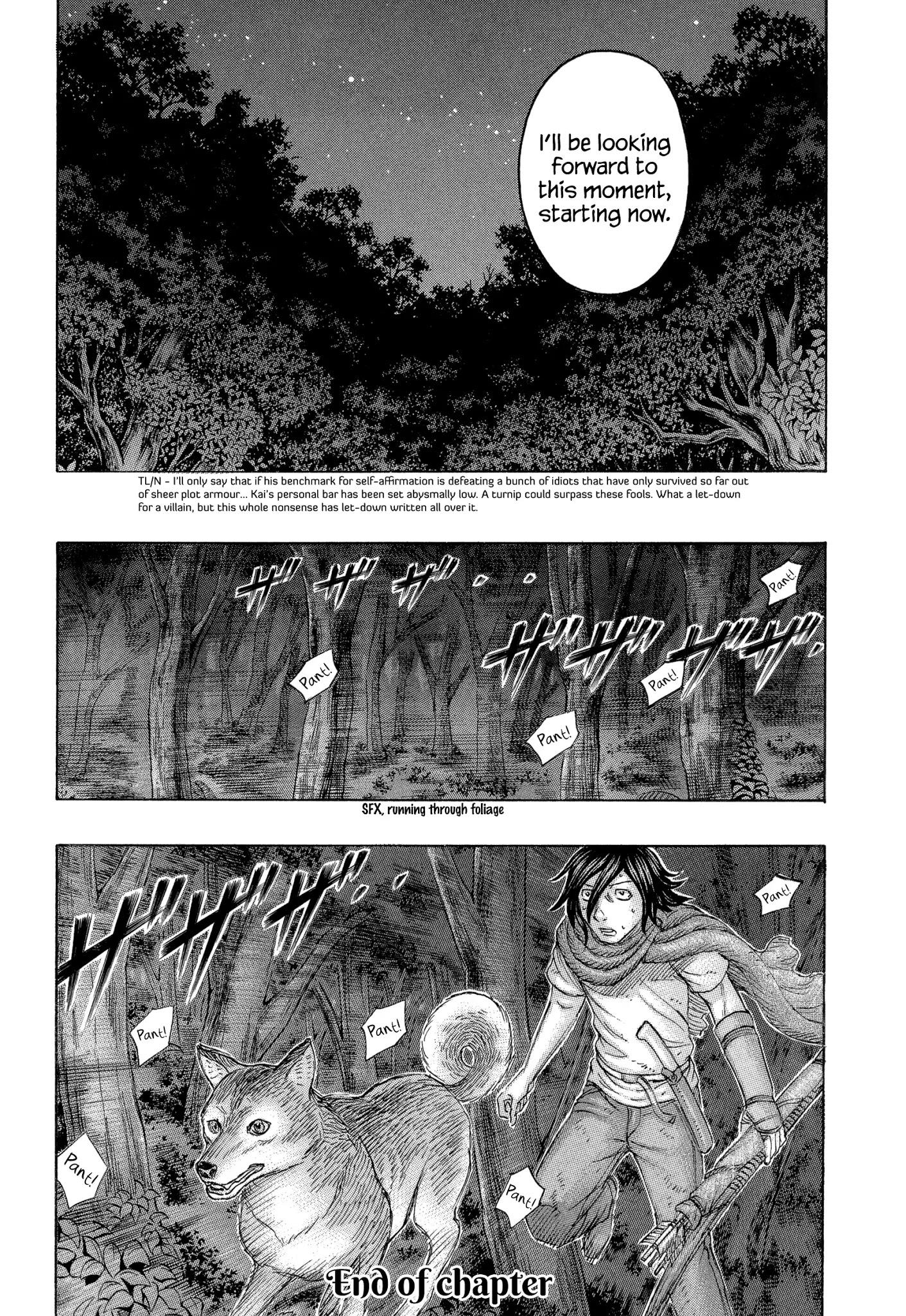 Suicide Island Chapter 161: What This Island Needs page 20 - Mangakakalots.com