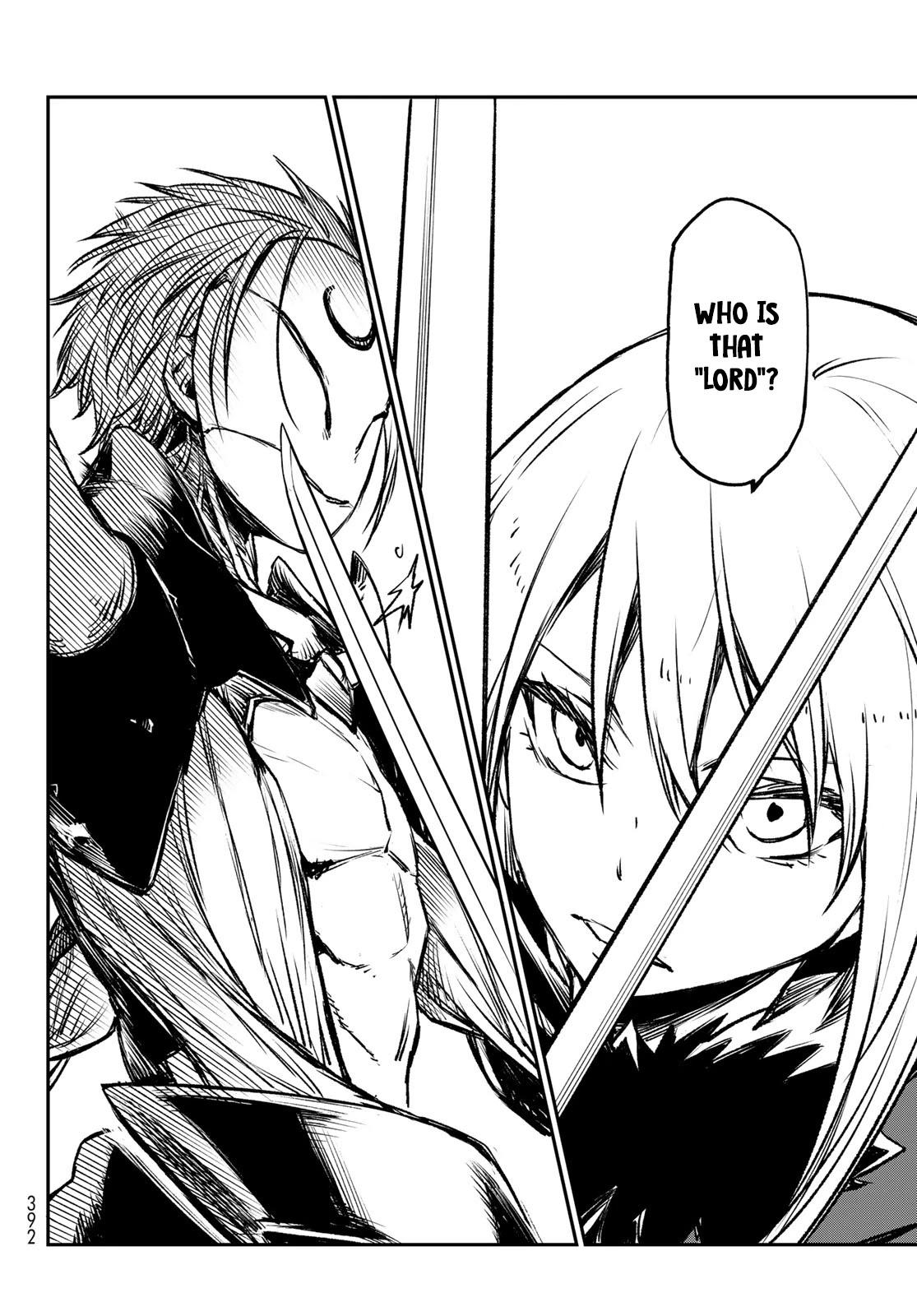 Tensei Shitara Slime Datta Ken Chapter 84 page 8 - Mangakakalots.com