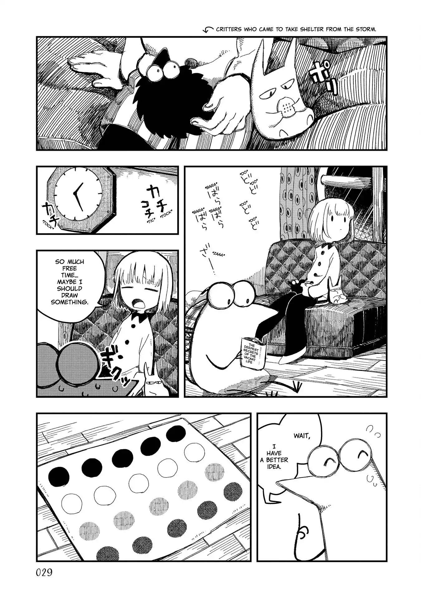 Rojica To Rakkasei Chapter 2: Typhoon Day page 5 - Mangakakalots.com