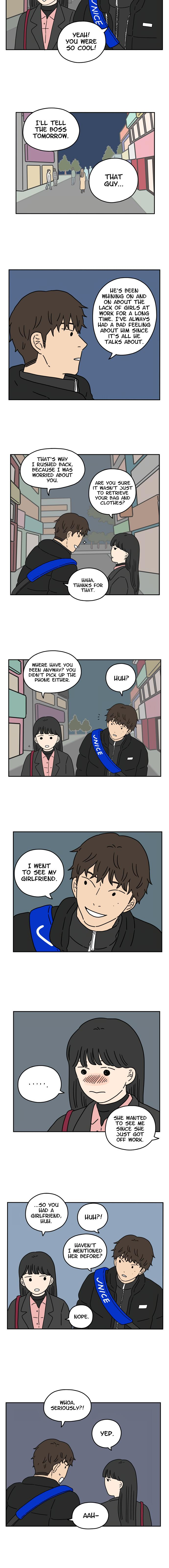 The Year We Turned 29 Chapter 32: I Fall In Love Too Easily (2/2) page 5 - Mangakakalots.com