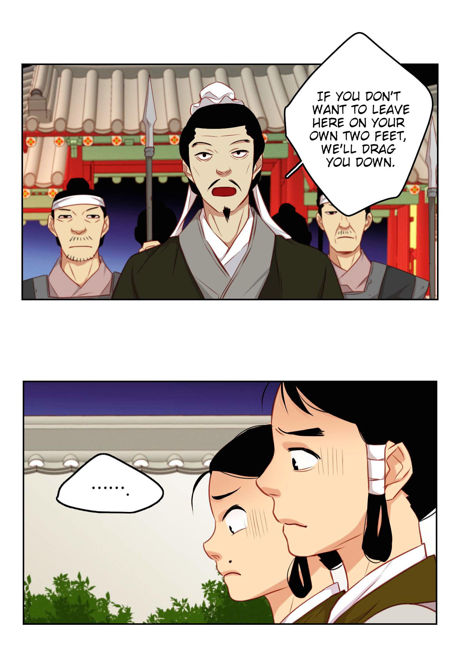The Wicked Queen Chapter 59 page 10 - Mangakakalots.com