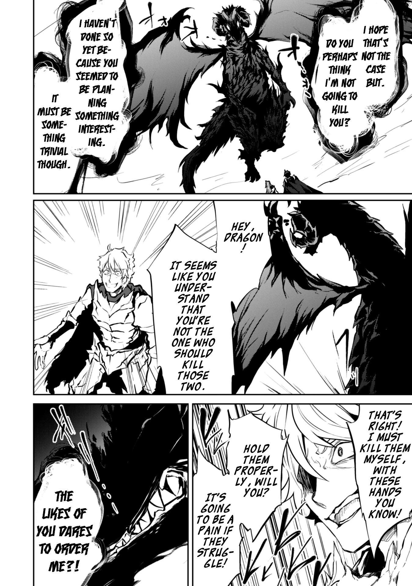 Moto Saikyou No Kenshi Wa, Isekai Mahou Ni Akogareru Chapter 23 page 10 - Mangakakalots.com