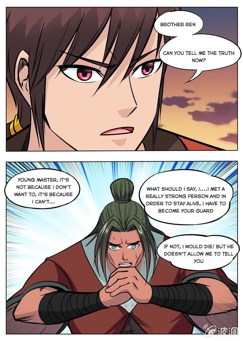 Greatest Sword Immortal Chapter 173.2 page 4 - Mangakakalots.com
