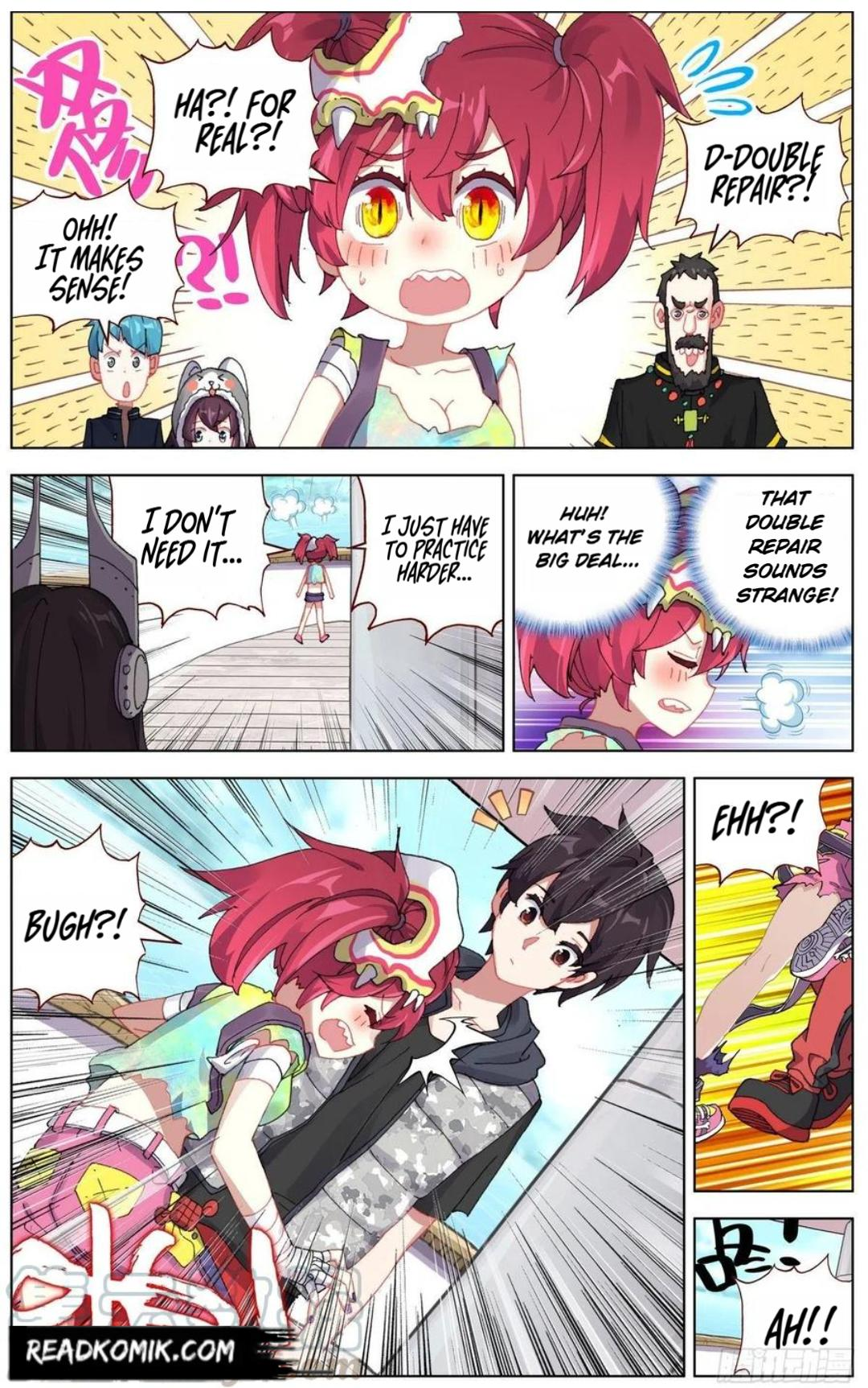 Another Emperor Reborn Chapter 162 page 7 - Mangakakalots.com
