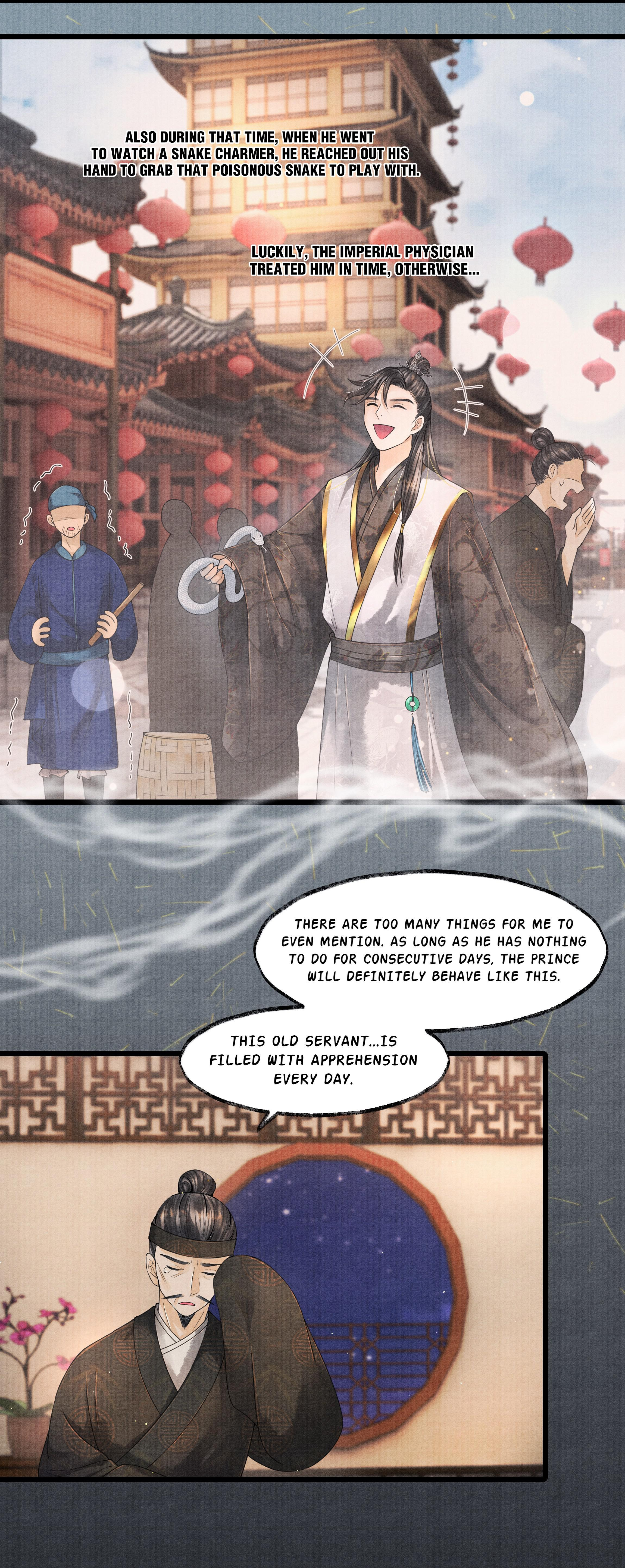 These Years In Quest Of Honour Mine Chapter 25 page 14 - Mangakakalots.com
