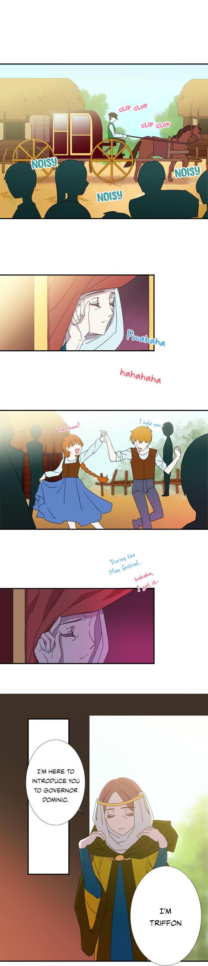 The Grand Princess Was Not There Chapter 5 page 6 - Mangakakalots.com