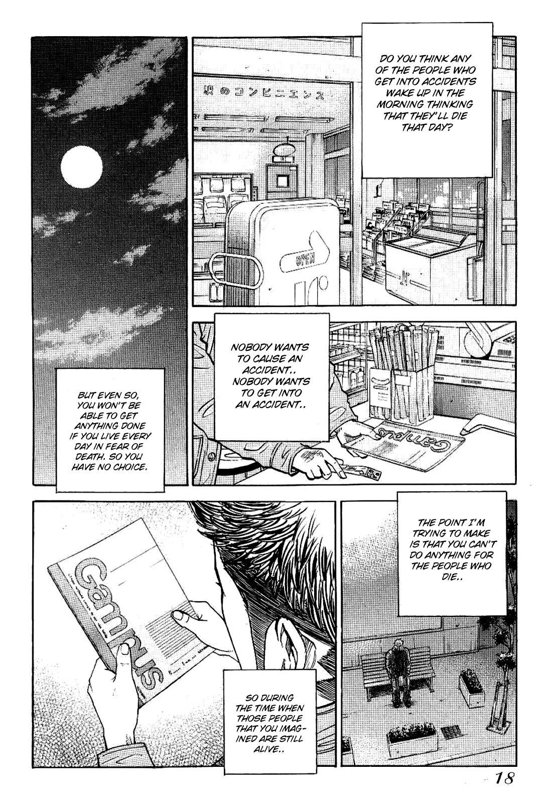 Gang King Vol.10 Chapter 71: Imagination page 17 - Mangakakalots.com
