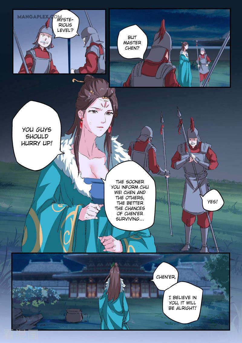 Martial Master Chapter 431 page 7 - Mangakakalots.com